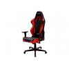 Игровое компьютерное кресло DXRacer Racing (OH-RM1-NR) черно-красное, купить за 32 990руб.