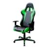 Компьютерное кресло DXRacer  OH/FL00/NE Formula черное/зеленое, купить за 25 990руб.