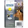 Картридж Epson C13T13044012, жёлтый, купить за 1 600руб.