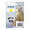 Картридж Epson C13T26144012, yellow, купить за 1 340руб.