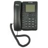 Проводной телефон Ritmix RT-490, черный, купить за 1 025руб.