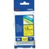 Лента для печати наклеек Brother TZE641 (18-мм), желтая, купить за 1 720руб.