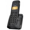 Радиотелефон Gigaset A120 AM, Черный, купить за 1 620руб.
