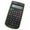 Калькулятор Citizen SRP-145NGR, Черно-зеленый, купить за 920руб.