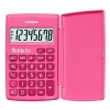 Калькулятор Casio LC-401LV-PK, Розовый, купить за 745руб.
