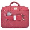 """Сумка для ноутбука Continent CC-036 (15.6""""), красная, купить за 1 435руб."""