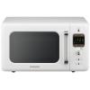 Микроволновая печь Daewoo KOR-6LBRW, белая, купить за 4 465руб.