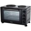 Мини-печь Tesler EOGP-3000 (электрическая) черная, купить за 3 970руб.