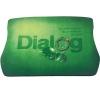 Коврик для мышки Dialog PM-H20 зеленый, купить за 335руб.
