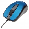 Мышку Gembird MOP-405-B USB, синяя, купить за 550руб.