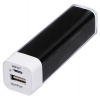 Аксессуар для телефона Мобильный аккумулятор Hama H-124522 2600mAh black 2600mAh, черный, купить за 405руб.
