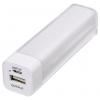 Аксессуар для телефона Мобильный аккумулятор Hama H-124523 2600mAh, белый, купить за 405руб.