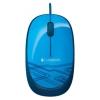 Мышь Logitech Mouse M105, Голубая, купить за 940руб.