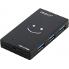 USB концентратор Orient BC-305, черный, купить за 865руб.