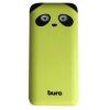 Аккумулятор универсальный Мобильный аккумулятор Buro RA-10000PD 10000mAh, лайм, купить за 1 070руб.