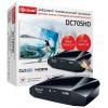 Ресивер D-Color DC705HD DVB-T2, купить за 1 030руб.