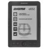 Электронная книга Digma е652, серая, купить за 4 020руб.