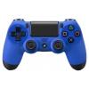 Контроллер Sony Dualshock 4 v2 для PlayStation 4 (CUH-ZCT2E), синий, купить за 3 980руб.