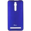 Чехол для смартфона SkinBox для Asus ZenFone 2 (ZE551ML/ZE550ML) Голубой, купить за 95руб.