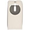 SkinBox (Slim AW) для Asus Zenfone Laser 2 ZE500KL/ZE500KG Белый, купить за 550руб.