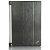 G-Case Slim Premium для Lenovo Yoga Tablet 2 10.1, чёрная кожа, купить за 1 050руб.