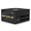 Блок питания Deepcool DA500-M 500W (120 mm fan, 80+ Bronze), купить за 3 785руб.