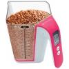 Кухонные весы Centek CT-2458, бело-розовые, купить за 1 080руб.