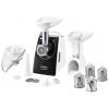 Мясорубка Bosch MFW3850B, белая/черная, купить за 8 390руб.