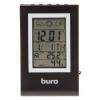 Метеостанция Buro H117AB, серебристая, купить за 810руб.