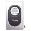 Метеостанция Buro H146G, серебристо-черная, купить за 750руб.