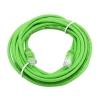 Кабель Aopen ANP511_20M_G (UTP 5e, 20 м), зеленый, купить за 665руб.