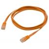 Кабель cat 5E (1.5 метра), Оранжевый, купить за 550руб.