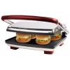 Сэндвичница Kelli KL-1351, серебристо-красный, купить за 3 420руб.