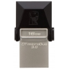 Kingston 16Gb DTDUO OTG (USB 3.0/microUSB), ������ �� 950 ���.