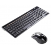 Комплект A4Tech 9500F Black USB, купить за 1 775руб.