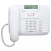 Проводной телефон Gigaset DA710, Белый, купить за 2 610руб.