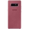 Чехол для смартфона Samsung для Galaxy Note 8 Alcantara Cover Great, розовый, купить за 2300руб.