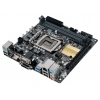 Материнская плата ASUS H110I-PLUS D3 Soc-1151 H110 DDR3 miniI-TX SATA3  LAN-Gbt USB3.0 VGA/DVi/HDMI, купить за 4 675руб.