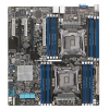 Материнскую плату ASUS Z10PE-D16 Soc 2011v3 DP XEON, Intel C612, EATX, 16DIMM DDR4, купить за 28 290руб.