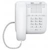 Проводной телефон Gigaset DA410 Белый, купить за 1 560руб.
