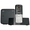 Радиотелефон Gigaset SL400A Серебристый и Чёрный, купить за 7 740руб.