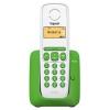 Радиотелефон Gigaset A130 зеленый с белым, купить за 1 440руб.