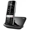 Радиотелефон Gigaset S820A, Чёрный и Серебристый, купить за 4 500руб.
