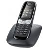 Радиотелефон Gigaset C620, Чёрный, купить за 3 570руб.