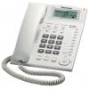 Проводной телефон Panasonic KX-TS2388RUW, Белый, купить за 2 370руб.