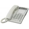 Проводной телефон Panasonic KX-TS2362RUW, Белый, купить за 2 130руб.
