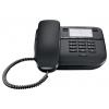Проводной телефон Gigaset DA310, Чёрный, купить за 1 075руб.