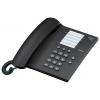 Проводной телефон Gigaset DA100, Антрацит, купить за 915руб.