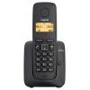 Радиотелефон Gigaset A120 AM, Чёрный, купить за 1 530руб.
