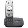 Радиотелефон Gigaset A415 AM Чёрный, купить за 2 340руб.